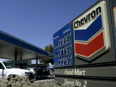 雪佛龙的利润下降了27%但仍然是最高估值