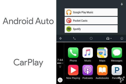 Google使用新的默认黑暗模式更新Android Auto设计