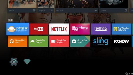 Android TV重新设计的Play商店就是简单的注册