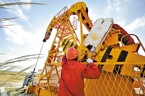 随着沙特阿拉伯建议欧佩克继续减产计划石油价格上涨
