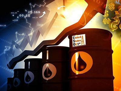 美国原油价格上涨34美分-收于63.10美元因欧佩克表示将保持产量上限