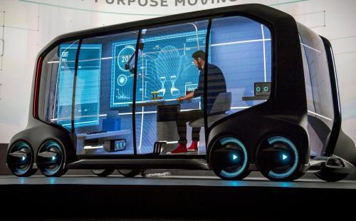 投资者投入数十亿美元用于自动驾驶汽车英国城市模拟器初创公司筹资460万美元