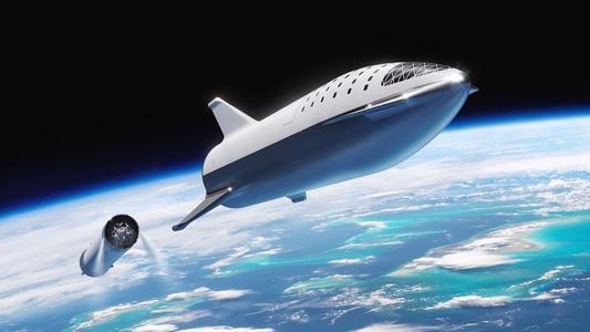 SpaceX的Starhopper靠近第一次飞行