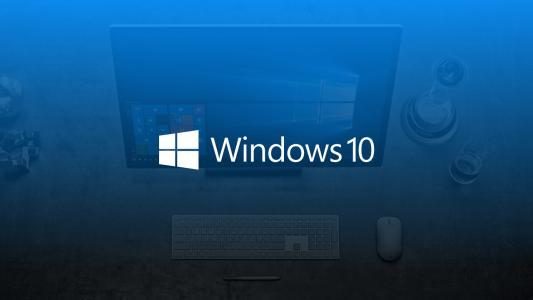 微软下一个主要的Windows 10更新现已推出