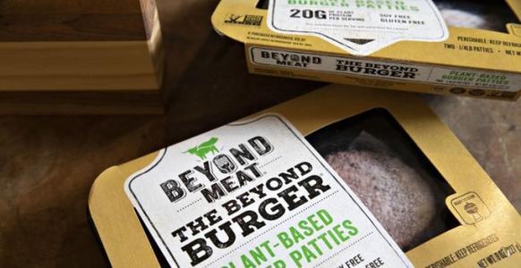 Beyond Meat的股票在欧洲生产计划和摩根大通评级中飙升7%