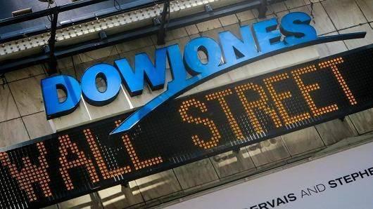 由于利率下滑道琼斯指数跌幅超过200点引发市场对经济的担忧