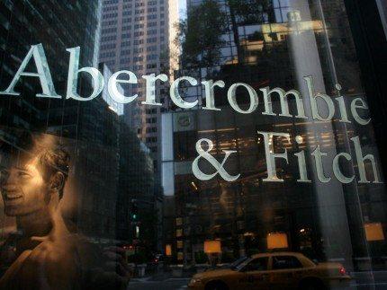 Abercrombie&Fitch首席执行官表示小型商店是未来