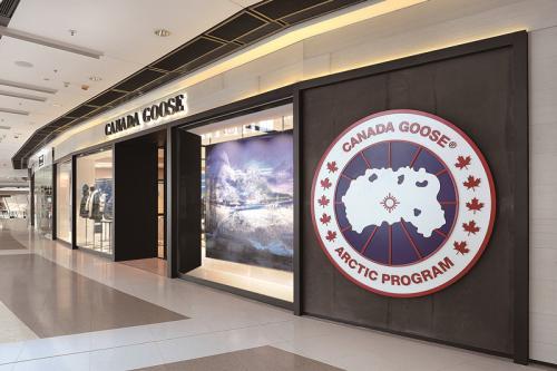 服装零售商Canada Goose和Abercrombie&Fitch等人周三受到打击