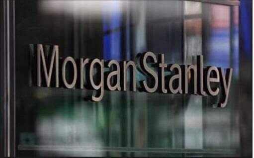 """摩根士丹利表示随着债券市场出现警告经济正处于""""经济衰退期"""""""
