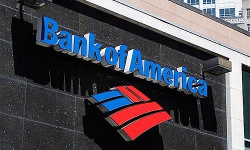 美国银行削减了对贸易战担忧的企业盈利预测