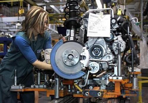 5月份欧元区制造业陷入萧条