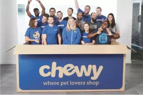 由于投资者关注芯片制造商Chewy IPO股市下跌