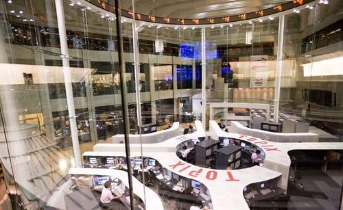东京证券交易所收盘持平日经指数仅上涨0.03%