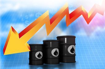由于疲软的经济数据油价连续第二天下跌