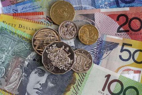 澳元-美元外汇技术分析澳元兑美元汇率为.6951上涨0.0025或+ 0.36%