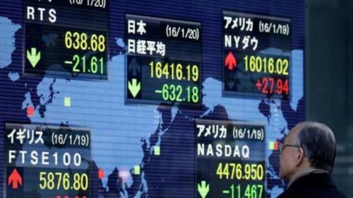 日本股市下跌但在G20之前跌幅有限