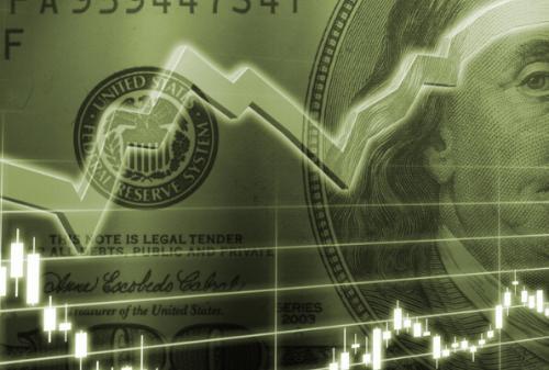 随着美联储推迟降息预测道指期货收高美元上涨