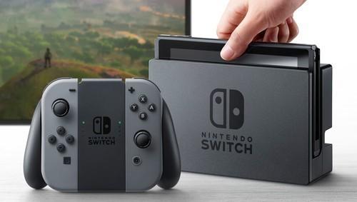 Switch的隐藏式肩部按钮是使其成为完整控制台的关键