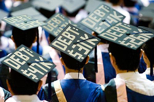 学生贷款如何让一些人放弃他们的梦想
