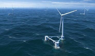 苏格兰企业展示我们在海上风电方面的专业知识