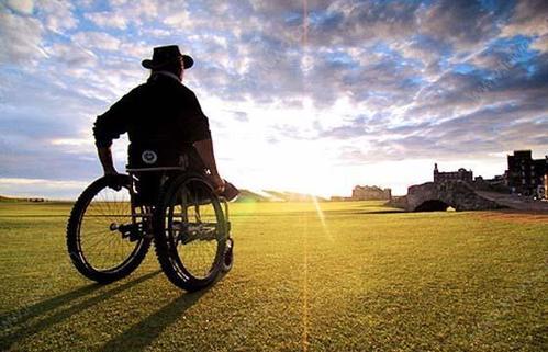 专栏:我不是我的残疾人