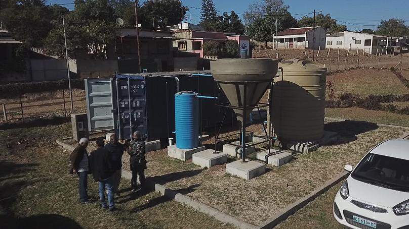 安全 廉价和可持续:非洲的清洁水技术