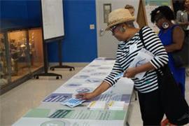 圣路易斯市寻求公众对经济发展战略的投入
