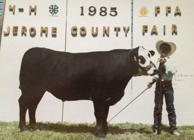 米尔斯专栏:在县博览会上长大