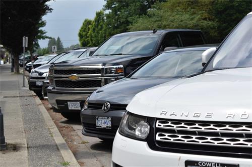 停车减少可以用于Agassiz的新业务