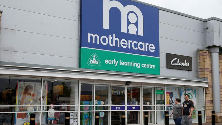 由于消费者信心不稳定 Mothercare认为年度利润没有增长