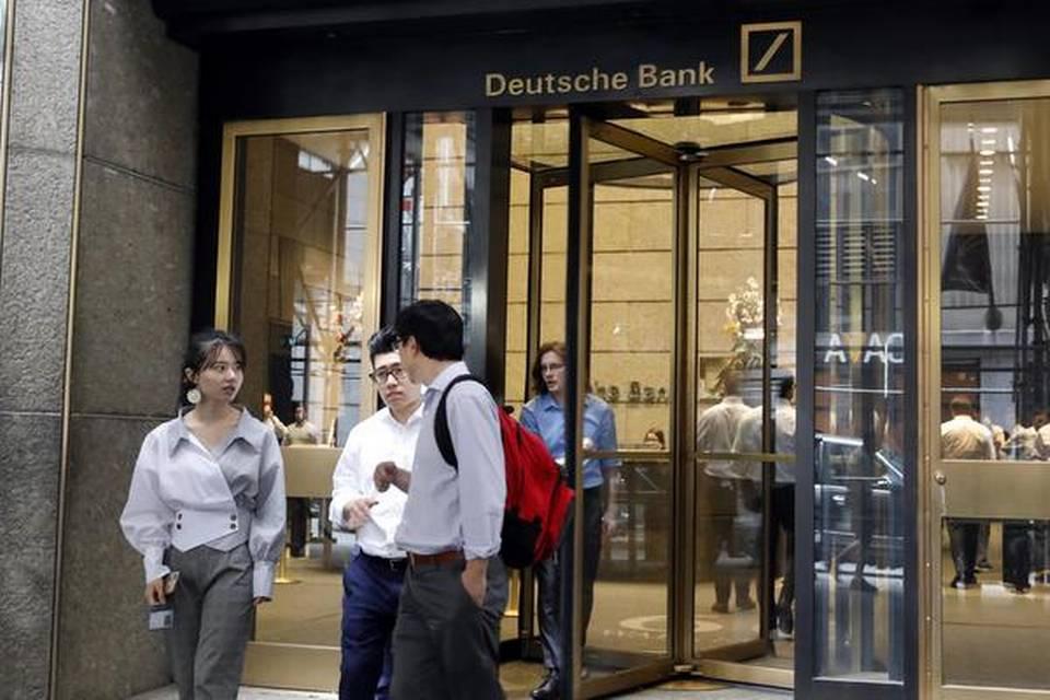 德意志银行亏损31.5亿欧元 首席执行官面临的挑战