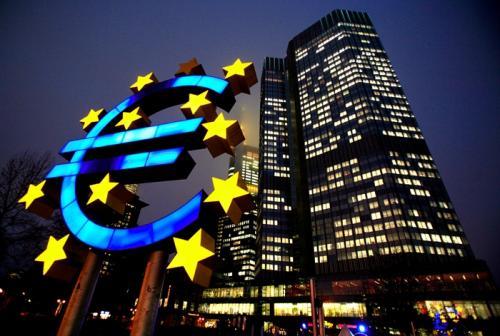 欧洲股市下挫 因为德拉吉令公布的降息公牛令人失望