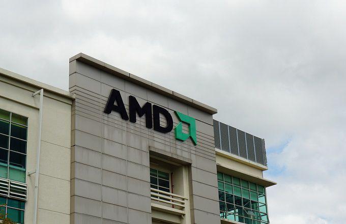 AMD股票在收益前完成看涨模式