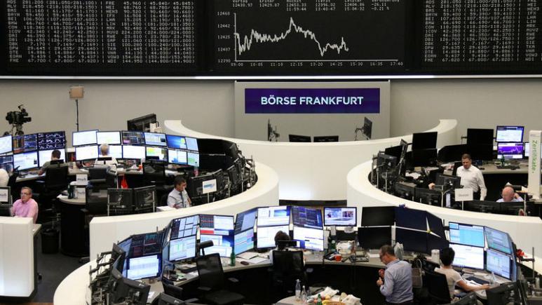 欧洲股市受到德国汉莎航空公司的打击 FTSE闪耀