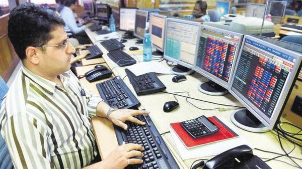 Sensex下跌近200点 Axis Bank领跌