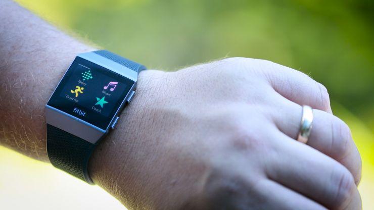 剪切引导后Fitbit陨石坑 在公司削减收入指引后Fitbit的股价下跌