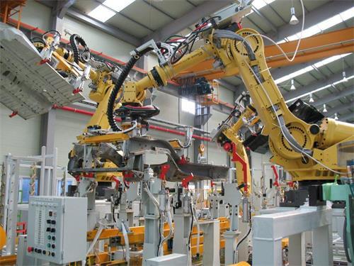 制造技术的未来 全球产量增长了15%