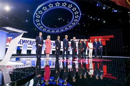 民主党总统辩论为自动驾驶汽车提供经验教训