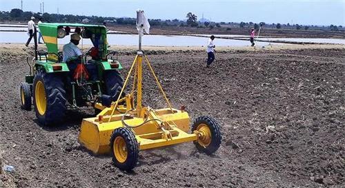 优步拖拉机:政府推出应用程序以帮助农民
