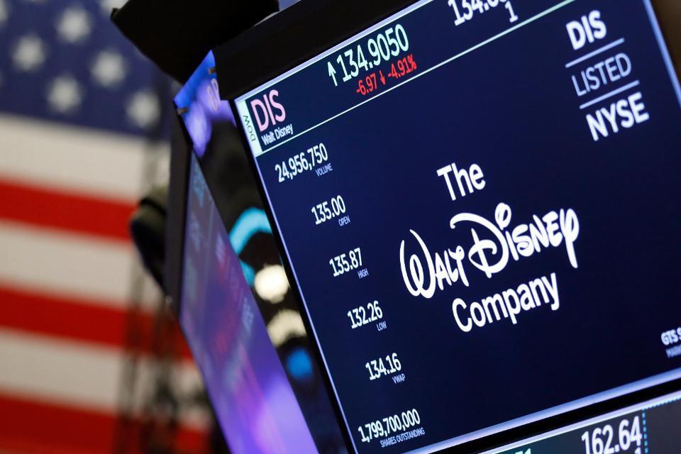 华特迪士尼股票在3年内上涨40% 动力可以继续吗