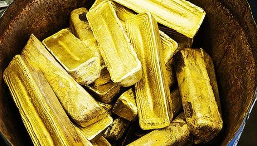 在充满负收益率的世界中 黄金价格可能达到2,000美元