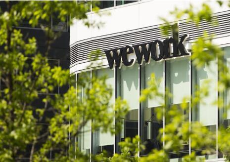 亏损的WeWork眼睛大肆宣传 并希望借入数十亿美元