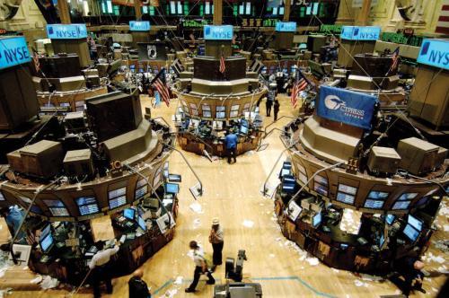 反向收益率曲线为股市的最后一次喘息 奠定了基础
