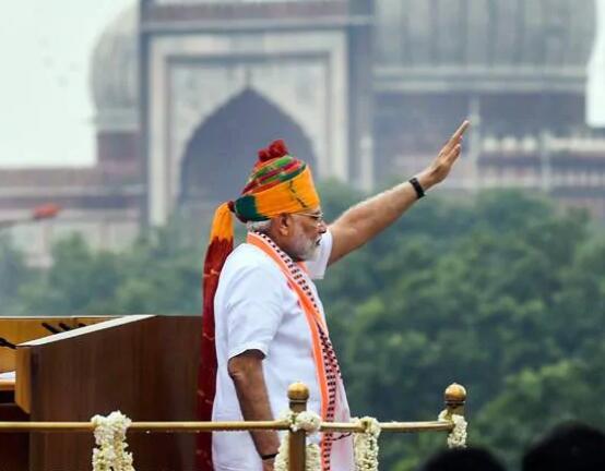 PM Modi宣布Jal Jeevan Mission家庭计划 花费350万卢比