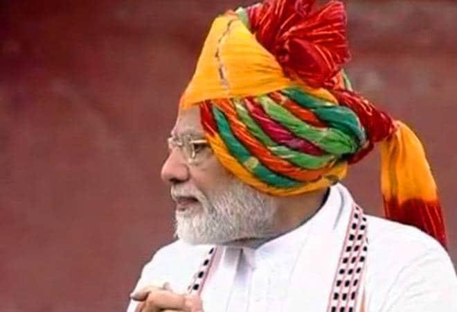 PM Modi敦促人们到2022年前往15个国内旅游目的地