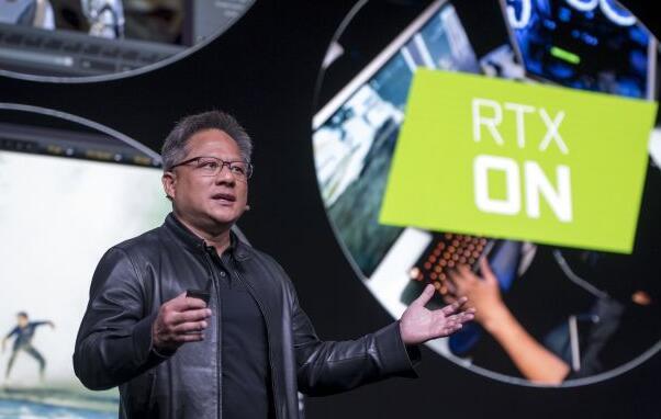 Nvidia首席执行官表示 谷歌是该公司唯一一家大规模建立自己的硅的客户