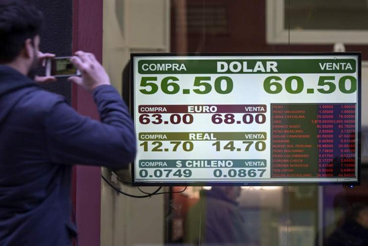 阿根廷市场糟糕的一周开始有所改善