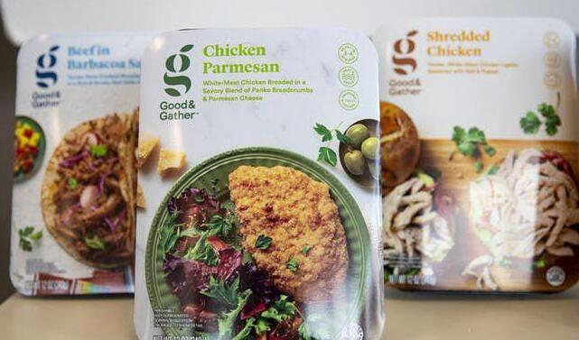目标是取代Archer Farms Simply Balanced与新的旗舰食品品牌