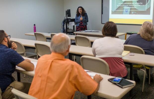 俄亥俄大学南方分校推出企业孵化器