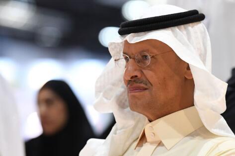 在Abdulaziz bin Salman王子任命沙特能源部长之后 石油价格上涨